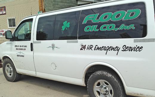 Flood Oil Company 24 Hour Emergency Service