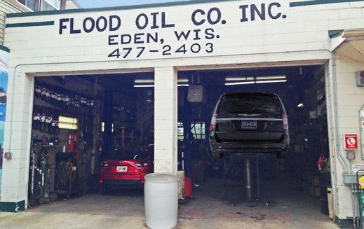 Flood Oil Company Automotive Repair Service