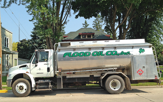 Flood Oil Company Fuel Delivery