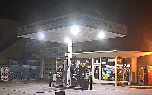 Flood Oil Company 24 Hour Pay At The Pumps